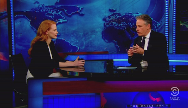 Jon Stewart on the NRA from The Daily Show on 1/16/2013.