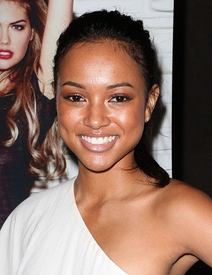 Karrueche Tran talks about life with Chris Brown