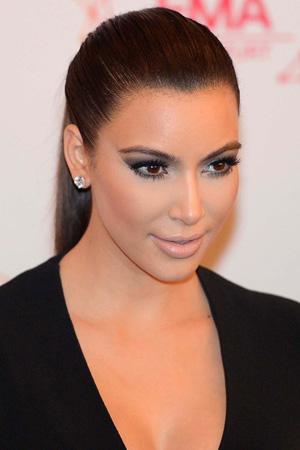 Kim Kardashian's pregnancy beauty