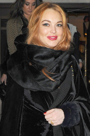Lindsay Lohan rejects DWTS