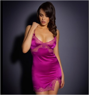 Agent Provocateur Luna Short Slip