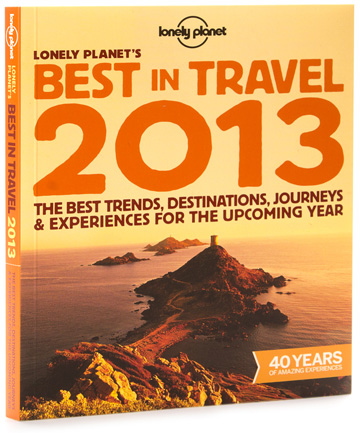 Best in Travel 2013