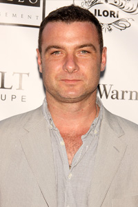 Liev Schreiber at the theater