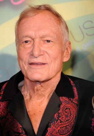 Hugh Hefner mourns Mary O'Connor's death.