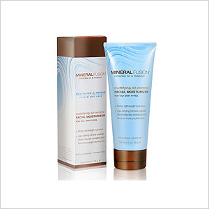 Mineral Fusion Mattifying Oil Control Facial Moisturizer
