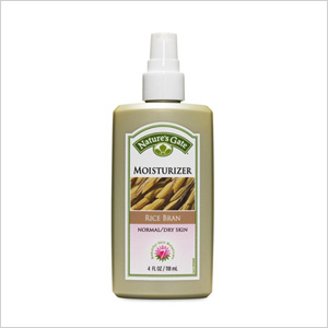 Nature's Gate Rice Bran Moisturizer