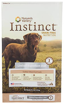 Nature's Variety Instinct Grain-Free