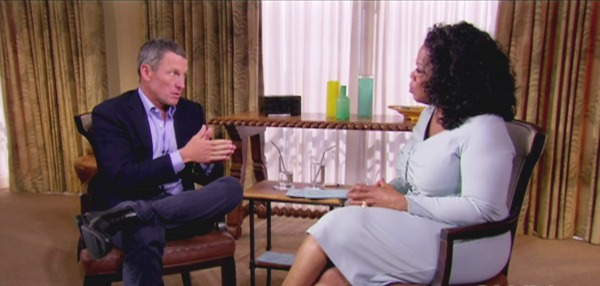 Oprah Winfrey Lance Armstrong
