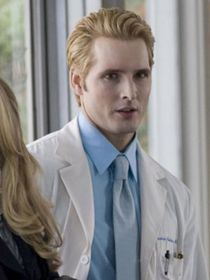 Peter Facinelli, Dr. Carlisle Cullen from Twilight