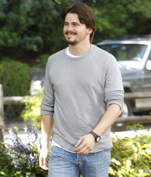 Parenthood's Mark Cyr (Jason Ritter)