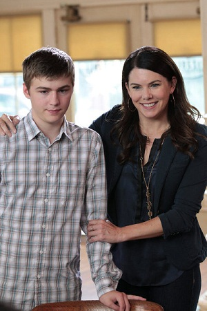 Parenthood's Sarah and Drew
