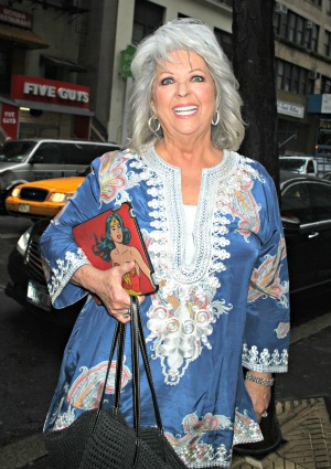 Paula Deen loses some serious weight