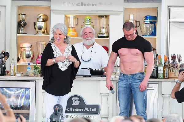 Paula Deen talks Weight Loss