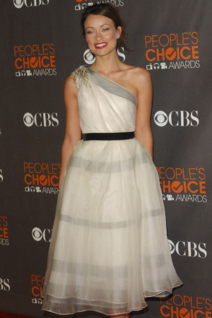 Olivia Wilde People's Choice Awards