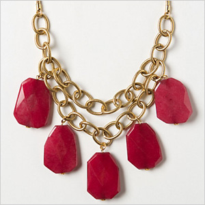 Fairburn Necklace by Anthropologie