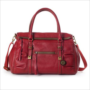 Reggio Satchel in Scarlet by The Sak