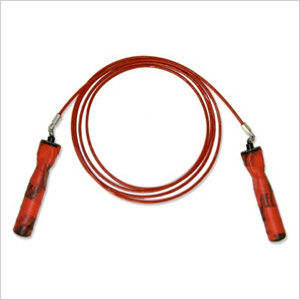 GoFit Pro Red Cable Jump Rope