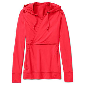 Athleta's Pony Up Hoodies