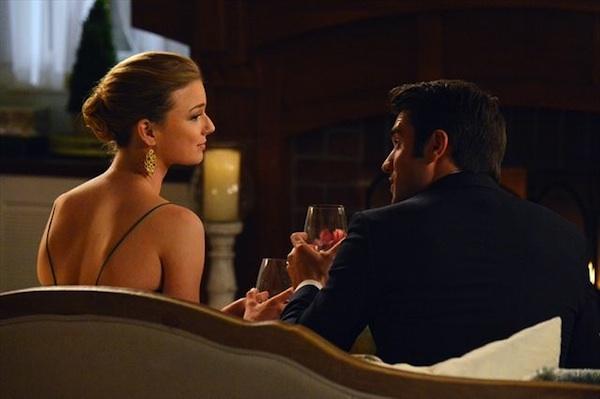 Emily and Daniel reunite