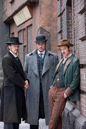 Ripper Street gang