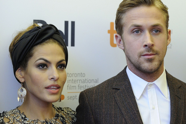 Eva Mendes and Ryan Gosling: Split?
