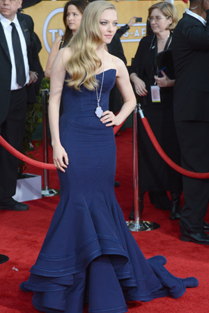 Amanda Seyfried at the 2013 SAG Awards