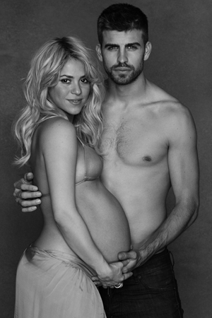 Shakira gives birth to son Milan