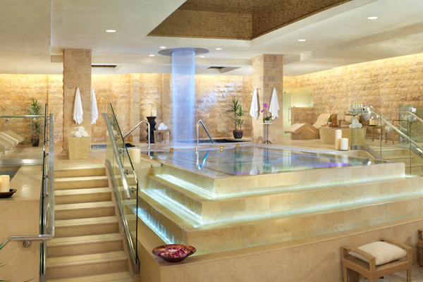 Qua Baths & Spa at Caesar's Palace