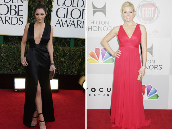 Megan Hilty vs Katharine McPhee
