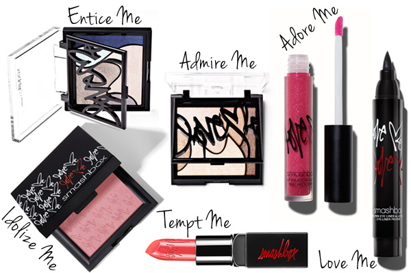 Smashbox Love Me collection