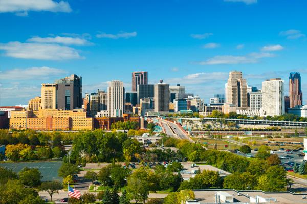 Twin Cities, Minnesota