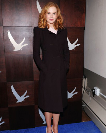 Nicole Kidman at 2013 Sundance after party