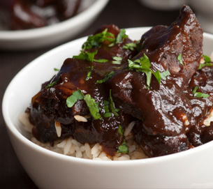 Chinese style spareribs
