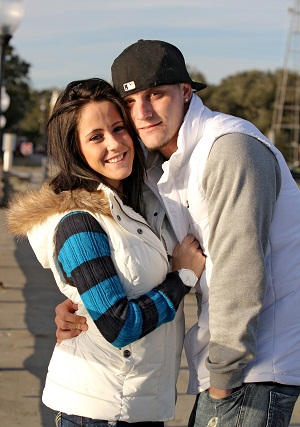 Teen Mom Jenelle Evans and Husband
