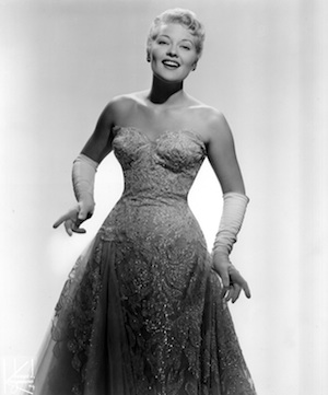 Patti Page on Patti Page