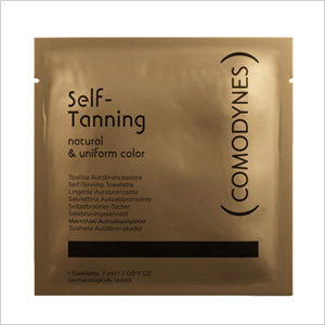 Self-Tanning Intensive Towels