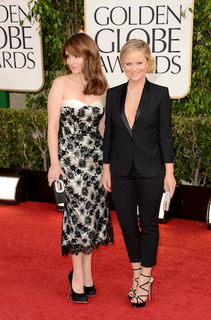 Watch Fey and Poehler's opening monologue!