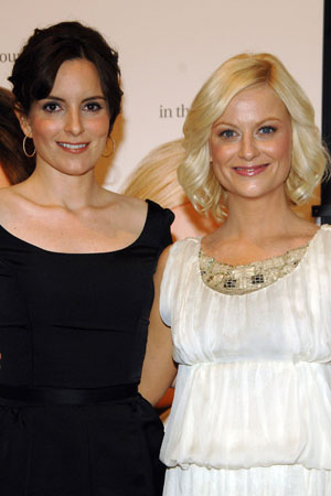 Tina Fey and Amy Poehler funniest moments