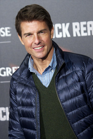 Did Tom Cruise audition potential wives?