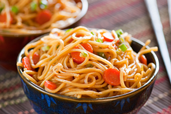 Easy oriental noodle recipes