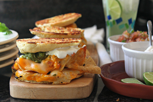 Nacho Grilled Cheese