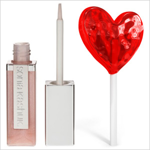 Sonia Kashuk lip gloss