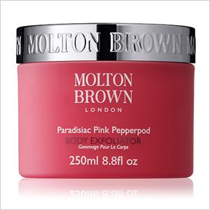 Paradisiac Pink Pepperpod Body Exfoliator
