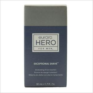 Hero shaving cream
