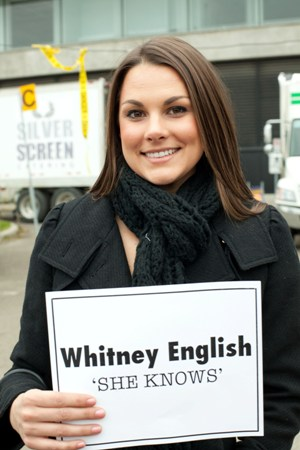 SheKnows Correspondent Whitney English