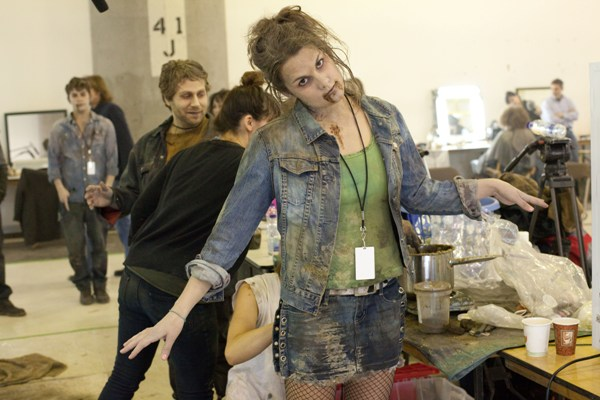 """Getting """"zombiefied"""" with Warm Bodies"""