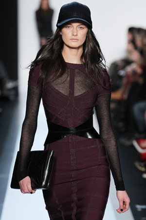Herve Leger by Max Azria NYFW 2013