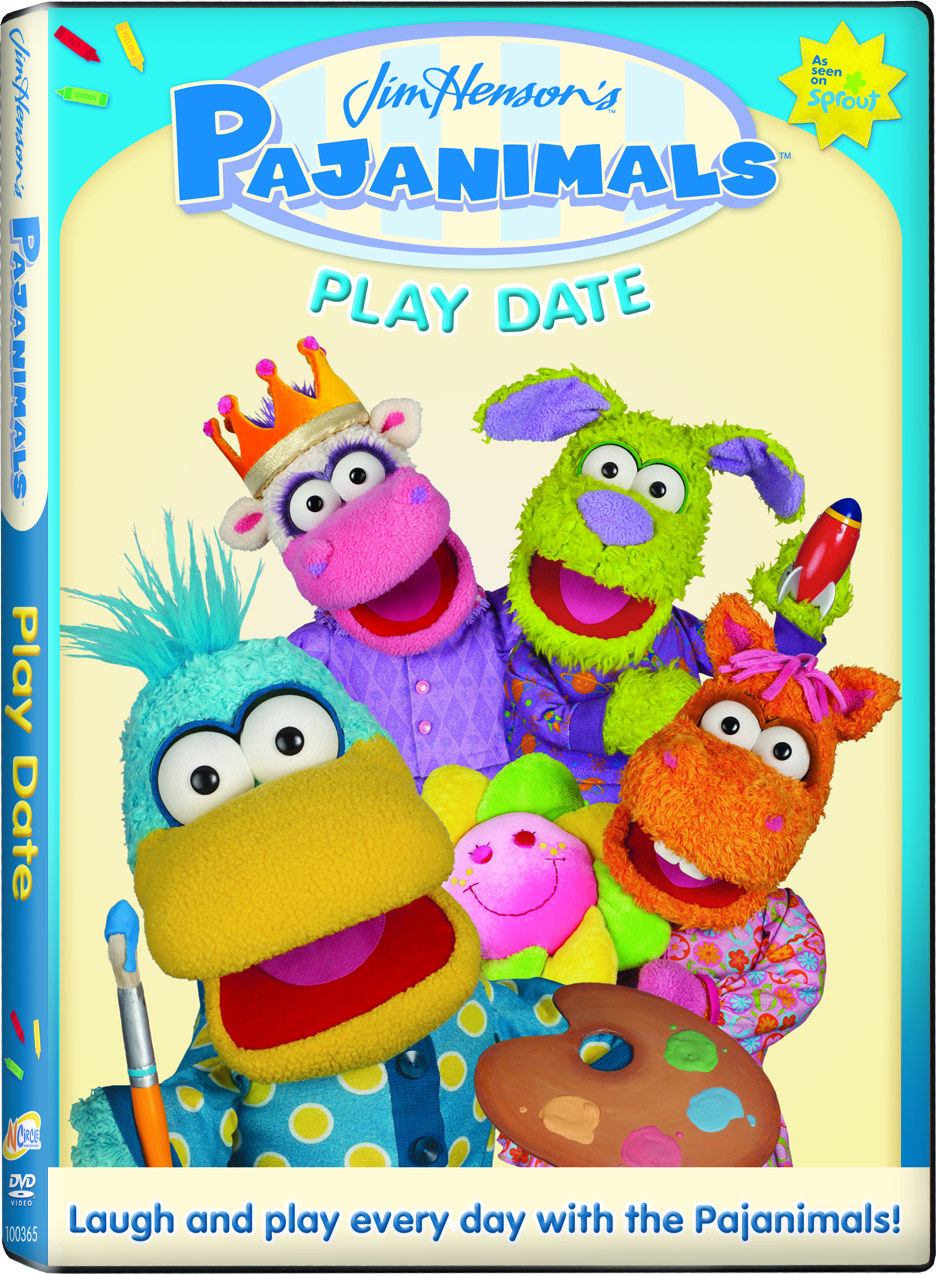 Pajanimals Playdate