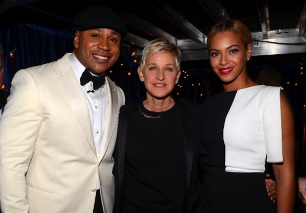 LL Cool J hosts the 2013 Grammy Awards