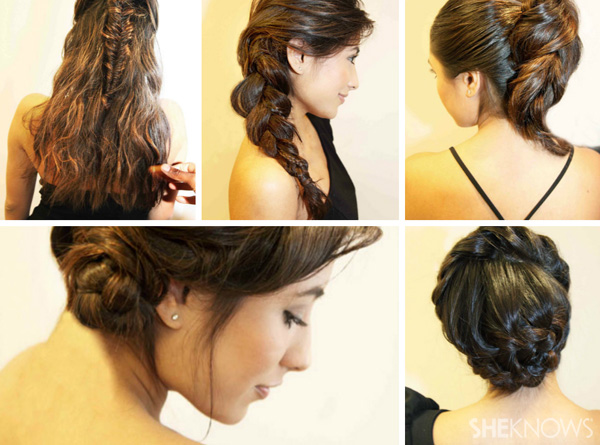 5 braids